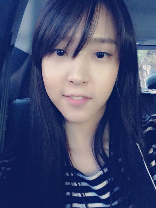 Image result for moonbyul predebut site:twitter.com