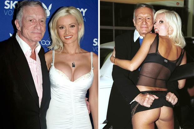 Playboy Sex Antics Exposed She Sexually Humiliated Herself With Toys For Hugh Hefner