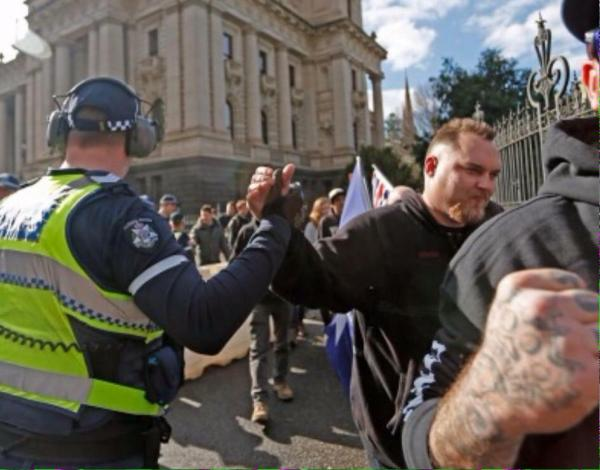 victoria police in racist email scandal newscomau - 945×741