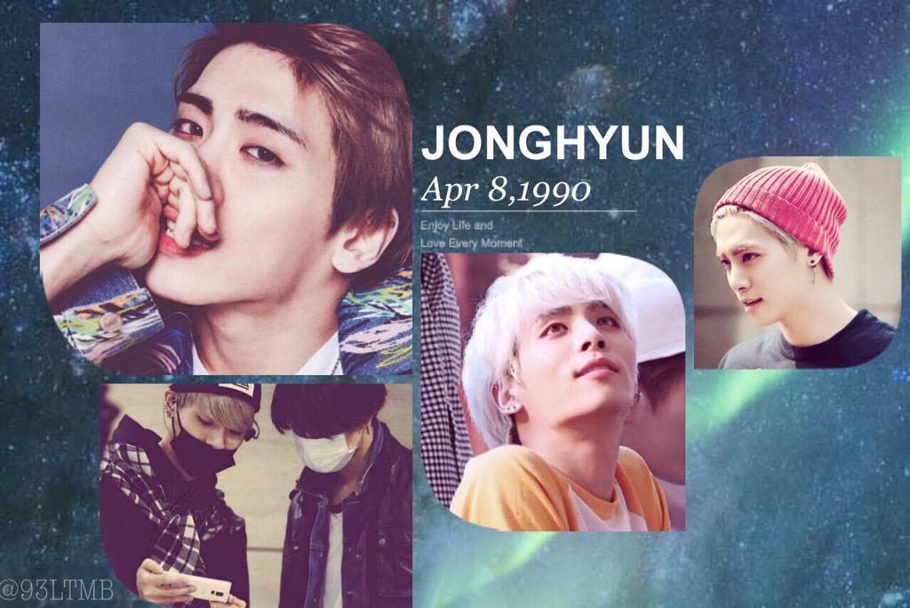 test ツイッターメディア - ..☡✍ : Profile  NAME : JONGHYUN / ジョンヒョン ⌲: 김 종현 - キムジョンヒョン BirthDay : 1990.04/08 ' AB型 ' 173cm メインボーカル担当  : https://t.co/3IFaCMvk5o