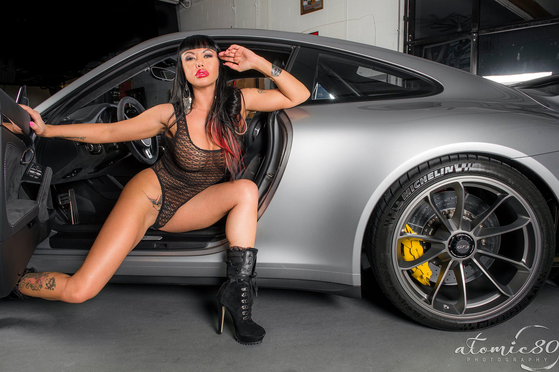 Hottest Models On Twitter Sexy Natalia And Hot Porsche
