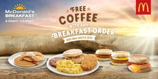 "McDonald's Cyprus on Twitter: ""You can #enjoy a #free # ..."