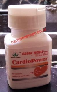 khasiat cardiopower