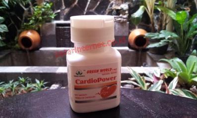 manfaat dan khasiat cardio power green world