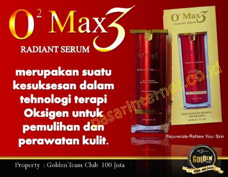manfaat dan khasiat o2max3