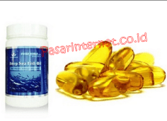 Manfaat dan khasiat Deep sea fish Oil Green World