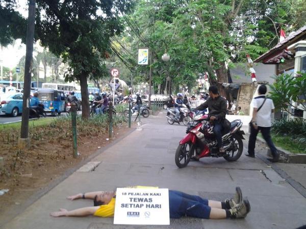DCID 1 Melawan pelanggar lalu lintas