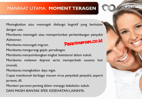 Manfaat Moment Teragen