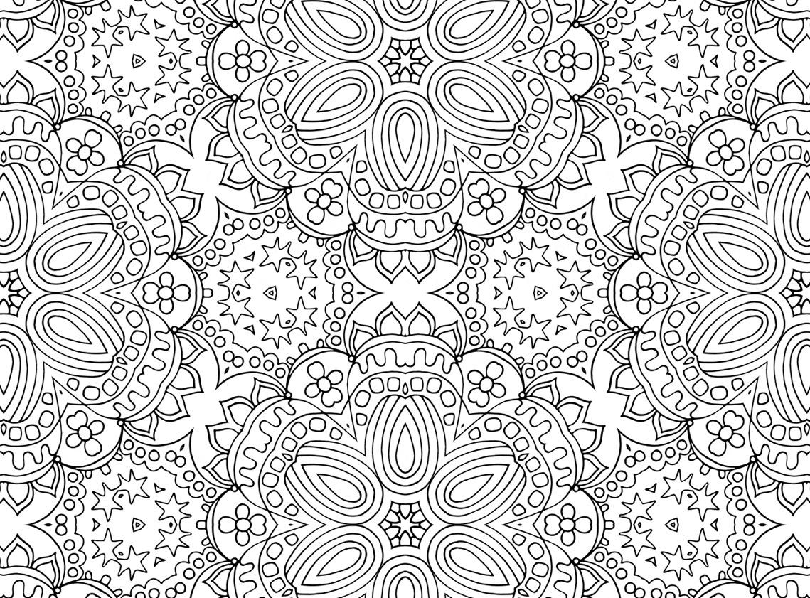 5 Free Coloring Printables Because Coloring Is The New Meditation Via Britandco