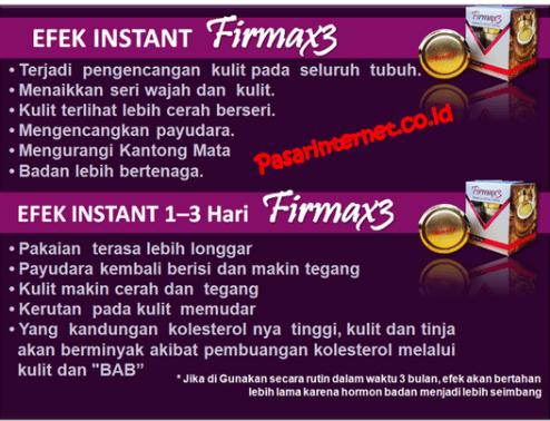 efek instant firmax 3