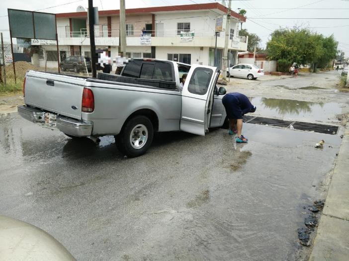 Accidente en Ramos Arizpe