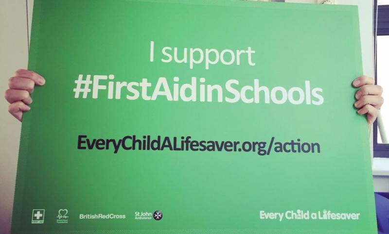 Image result for 'Every Child a Lifesaver'