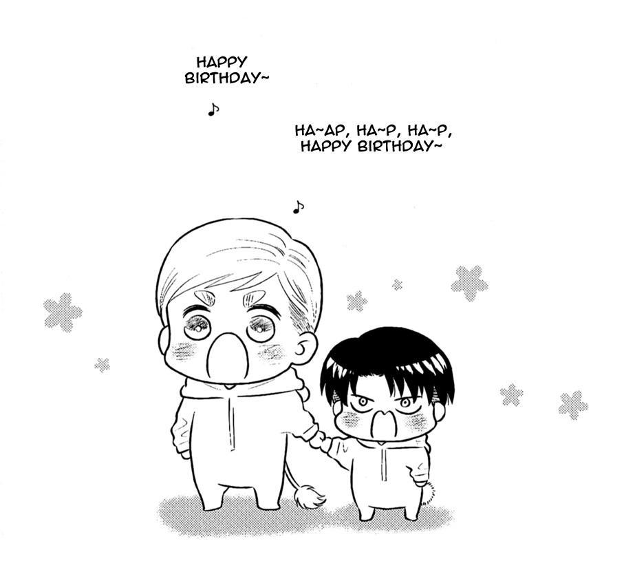 Erwin's Present