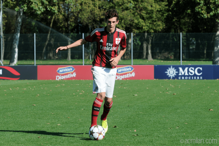 Image result for alessio bianchi milan