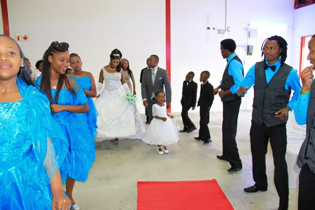 ECG CapeTown On Twitter One Word For This Wedding