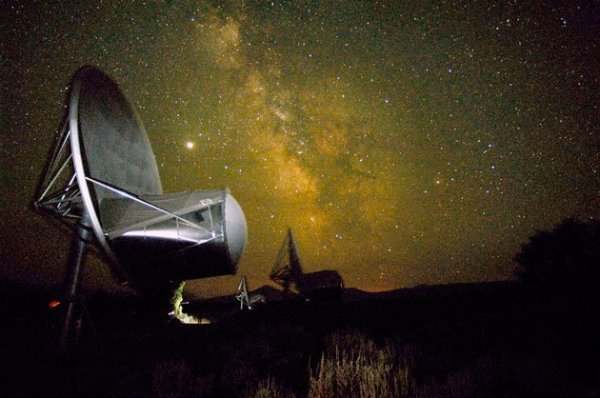 "The SETI Institute on Twitter: ""Read about our search for ..."