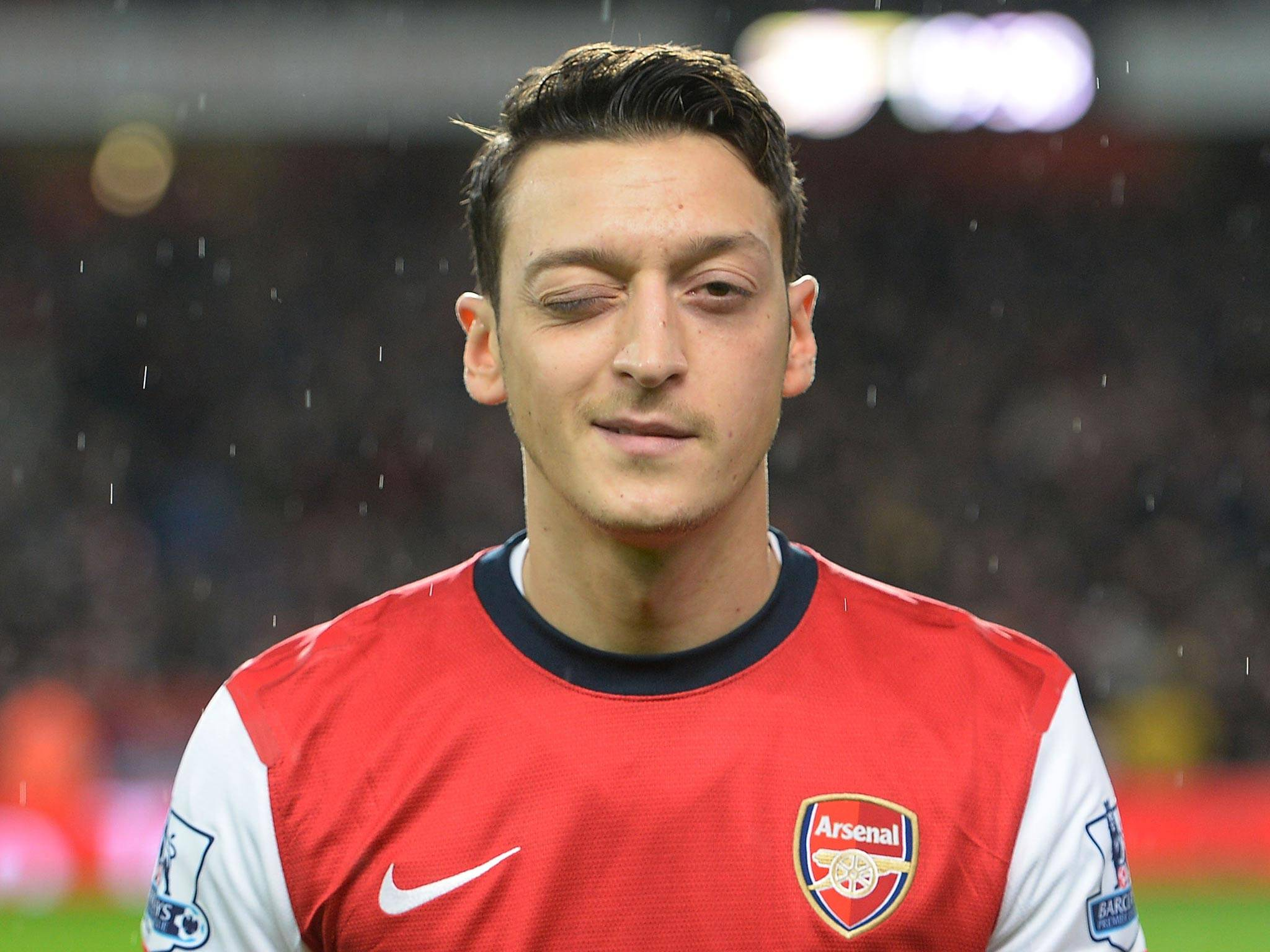 Mesut Ozil Sets A New Premier League Record With His