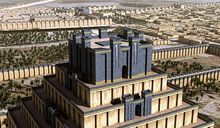 historia el zigurat de babilonia nueva revoluci n