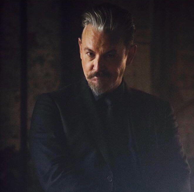 Gotham Tommy Flanagan Pictures To Pin On Pinterest - PinsDaddy