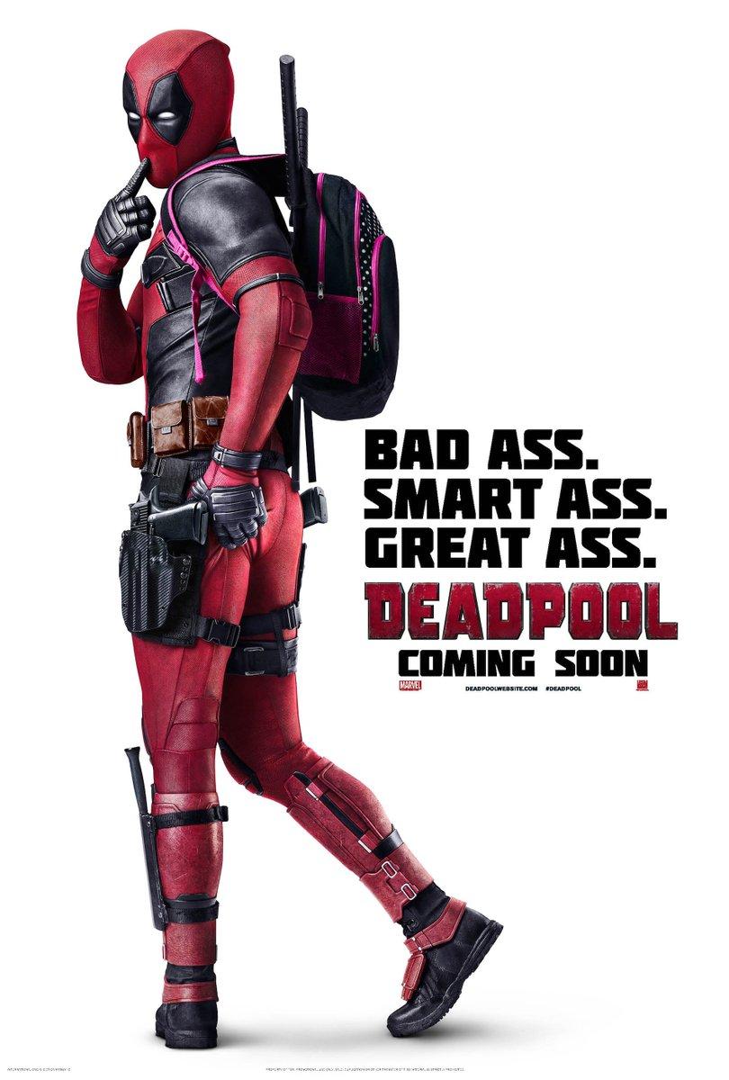 deadpool movie on twitter deadpool
