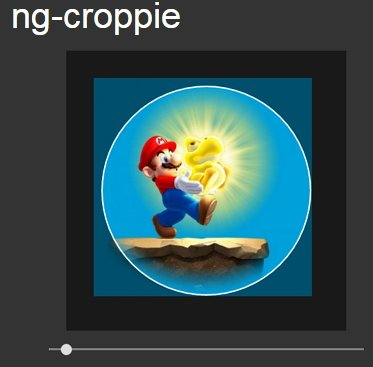 ngCroppie | An Angular module for the awesome Croppie.js! |  #angularjs