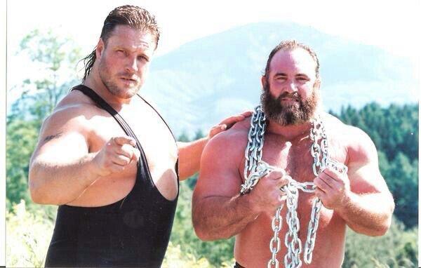 "Wrestlemaniacs on Twitter: ""The Jurassic Powers #ScottNorton and #Hercules # njpw https://t.co/QLfphoYvJf"""