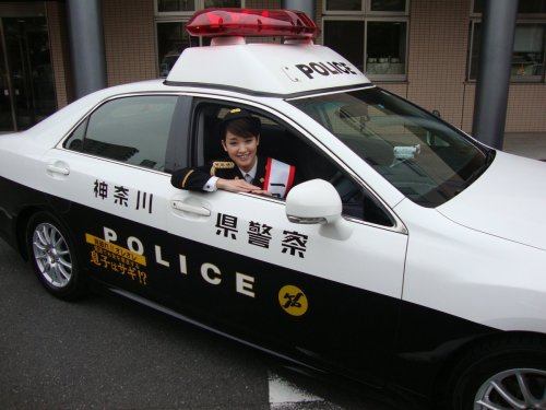 「剛力彩芽 警察署長」の画像検索結果