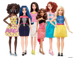Barbies by Mattel