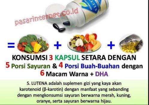 Khasiat S Lutena Obat Vitamin mata