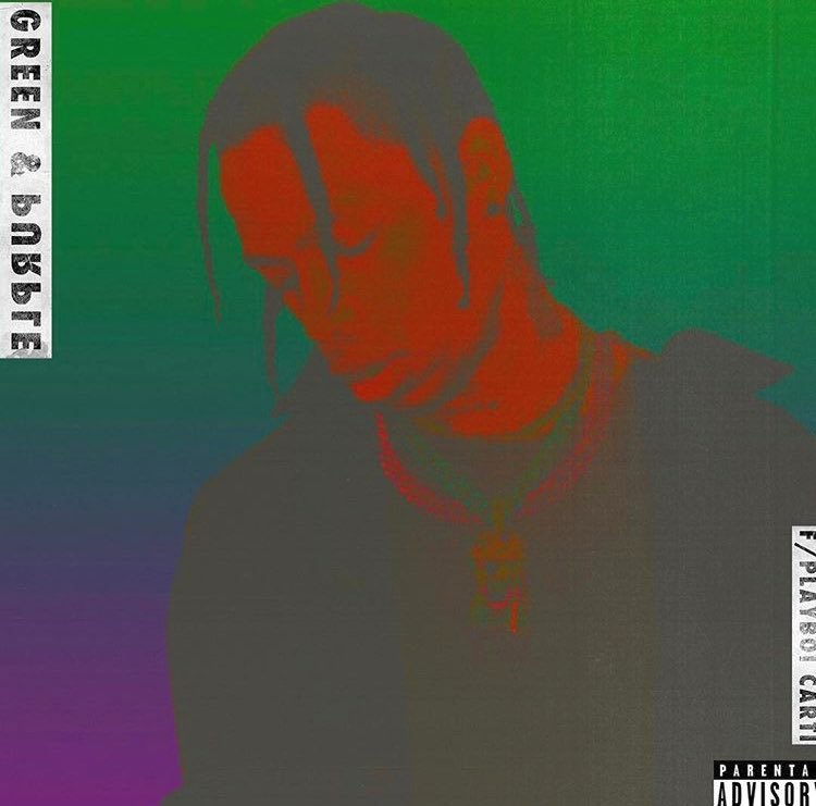 Travis Scott – Green & Purple Lyrics ft. Playboi Carti