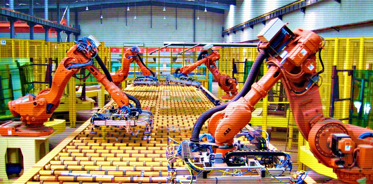 Researchers hack industrial #robots; yet another #IoT disaster |  #Security #Hacking #IIoT
