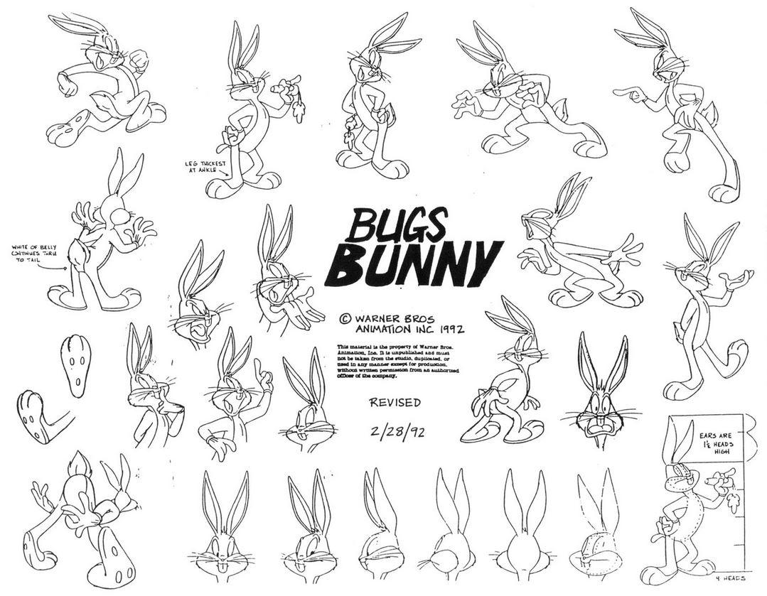 Looney Tunes Worksheet