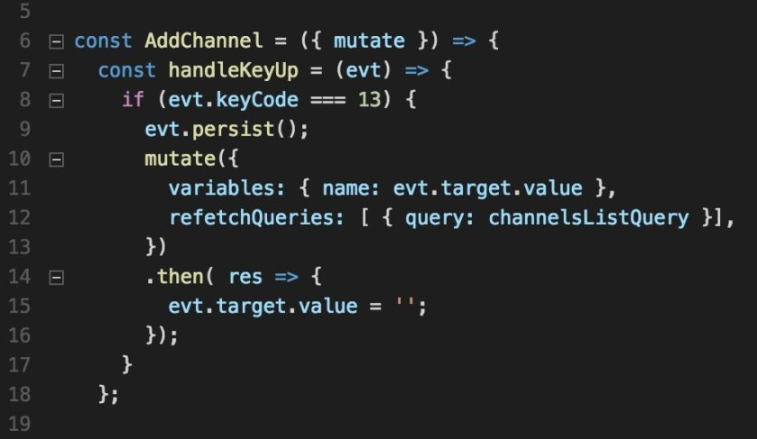 Tutorial: GraphQL Mutations with React – Apollo GraphQL  #GraphQL #ReactJS #JavaScritpt