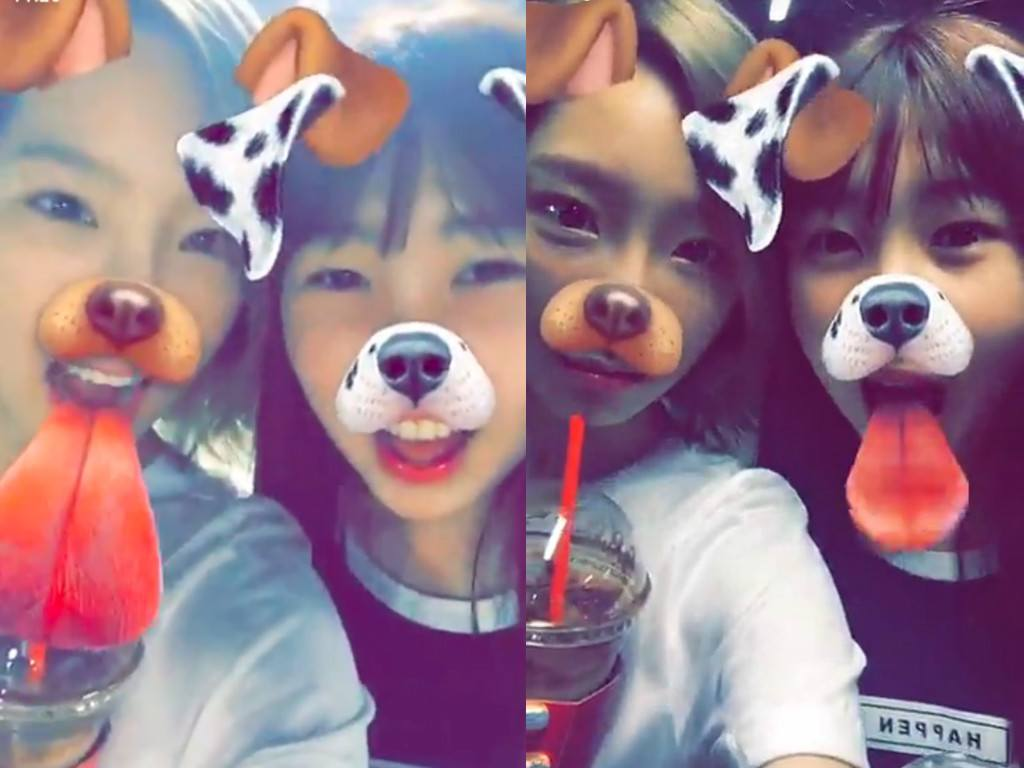 Image result for Taeyeon's Sister Hayeon
