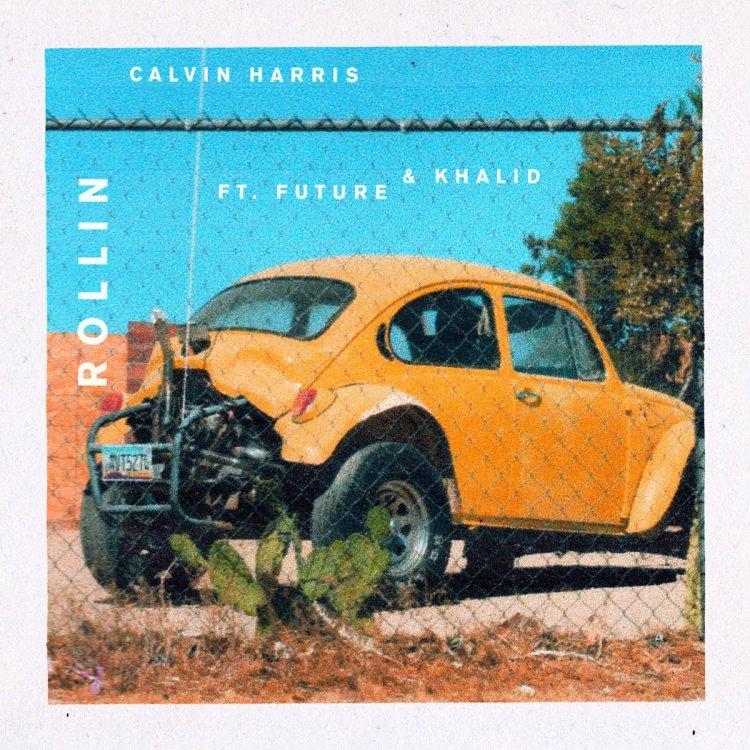 Calvin Harris Rollin