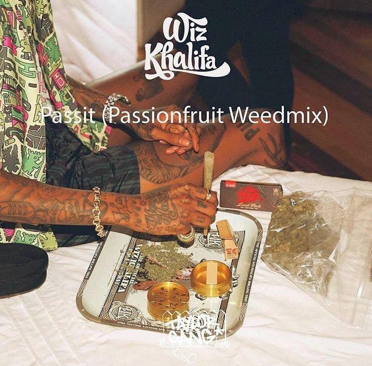 Wiz Khalifa – Passit (Passion Fruit Weedmix) Lyrics