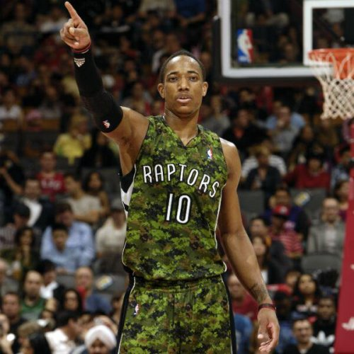 raptors camouflage jersey for sale LeBron James leads the NBA ...