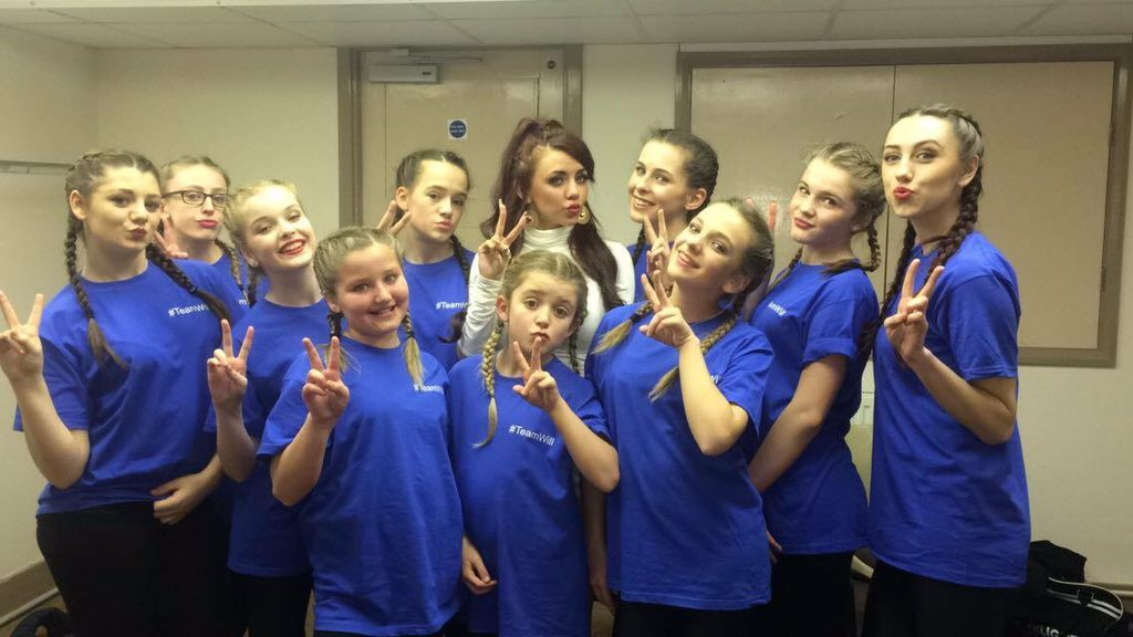 "Unit 17 Dance On Twitter: ""Team Two With @LydiaLucy"
