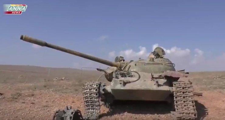 """CcrJwa7UcAA37by Анализ опыта и тактики боевого применения танков """"Халифата"""" в Сирии и Ираке"""