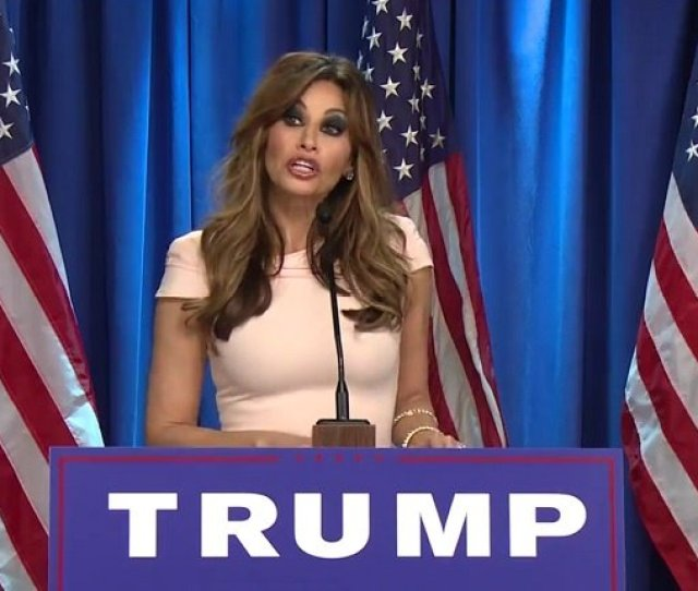 Watch Gina Gerson Hilariously Spoof Melania Trump In This New Funny Or Die Video