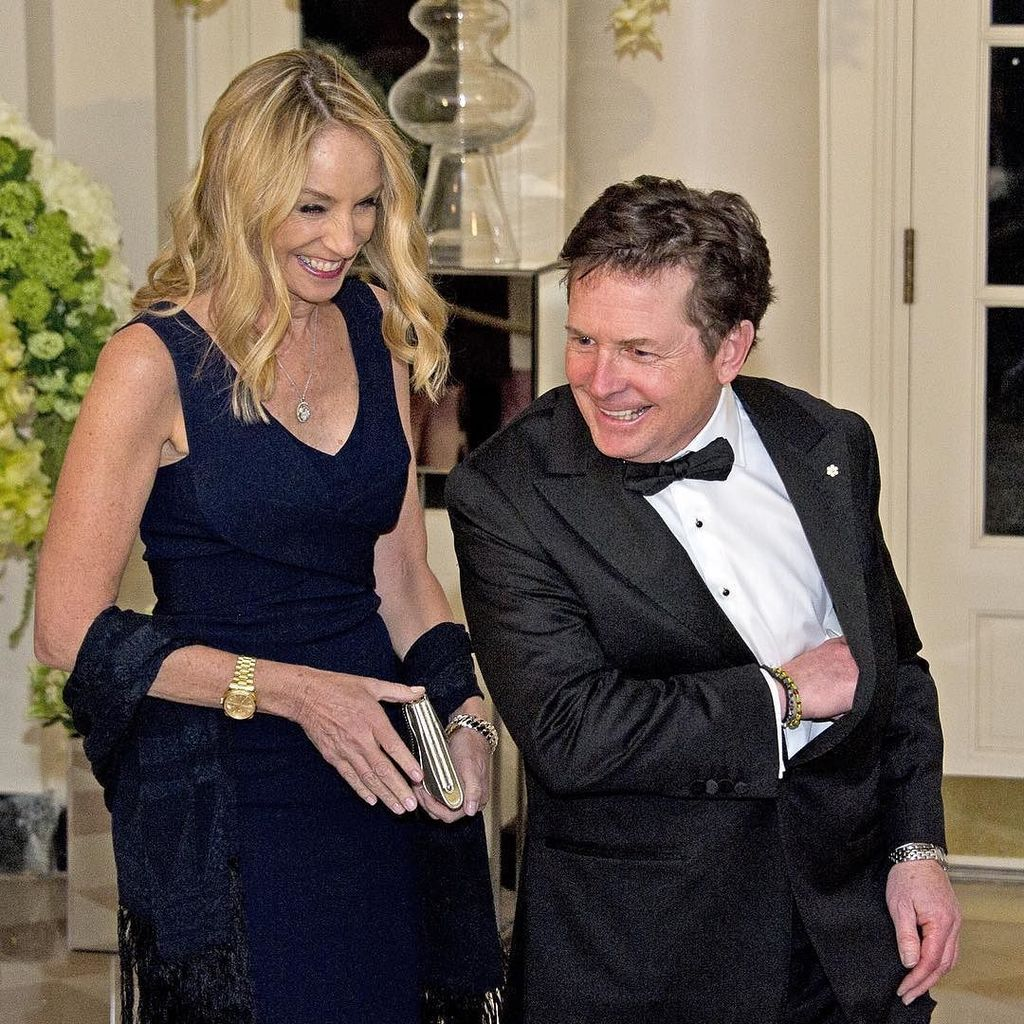 Image result for michael j fox tracy 600x600