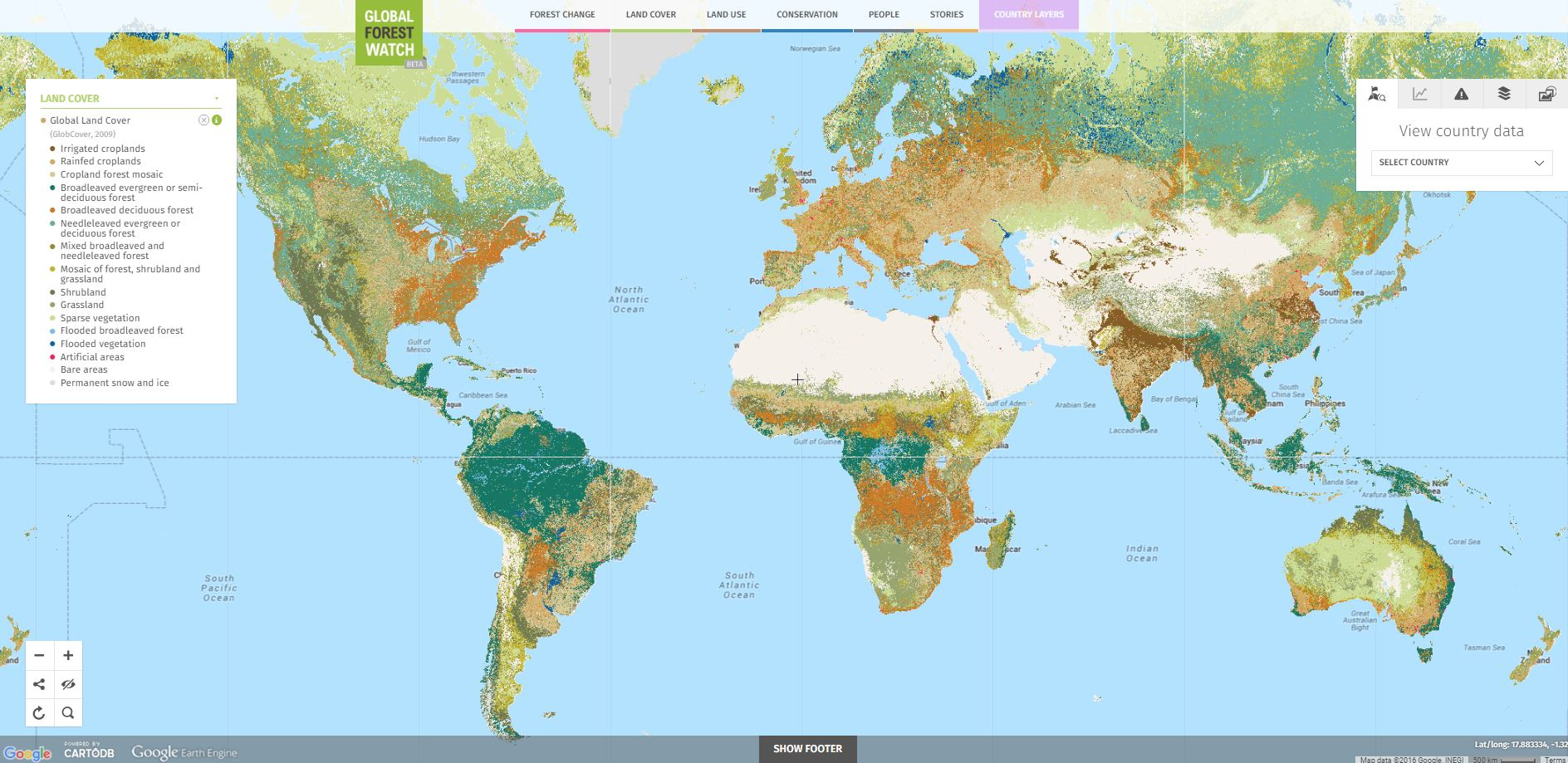 It's free and easy to use. Global Forest Watch On Twitter Where Are The World S Forests Grasslands And Croplands See Global Land Cover Data On Gfw Https T Co Upqzd52qv7 Https T Co Ox9gmpqf3y