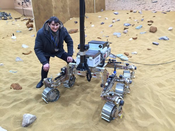 A Size Comparison of Three Generations of Mars Rovers space