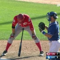 Joey Votto Is Back To Doing Weird Joey Votto Things