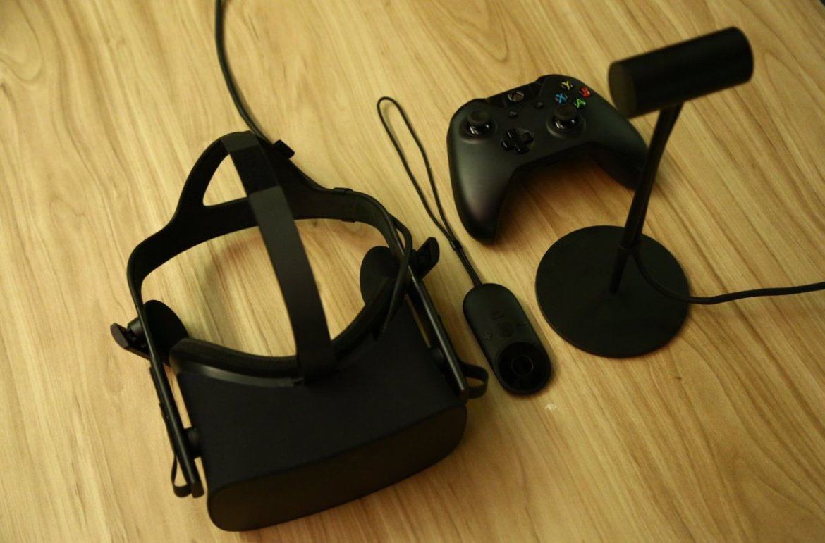 Oculus Rift is amazing, but you probably shouldn't buy one
