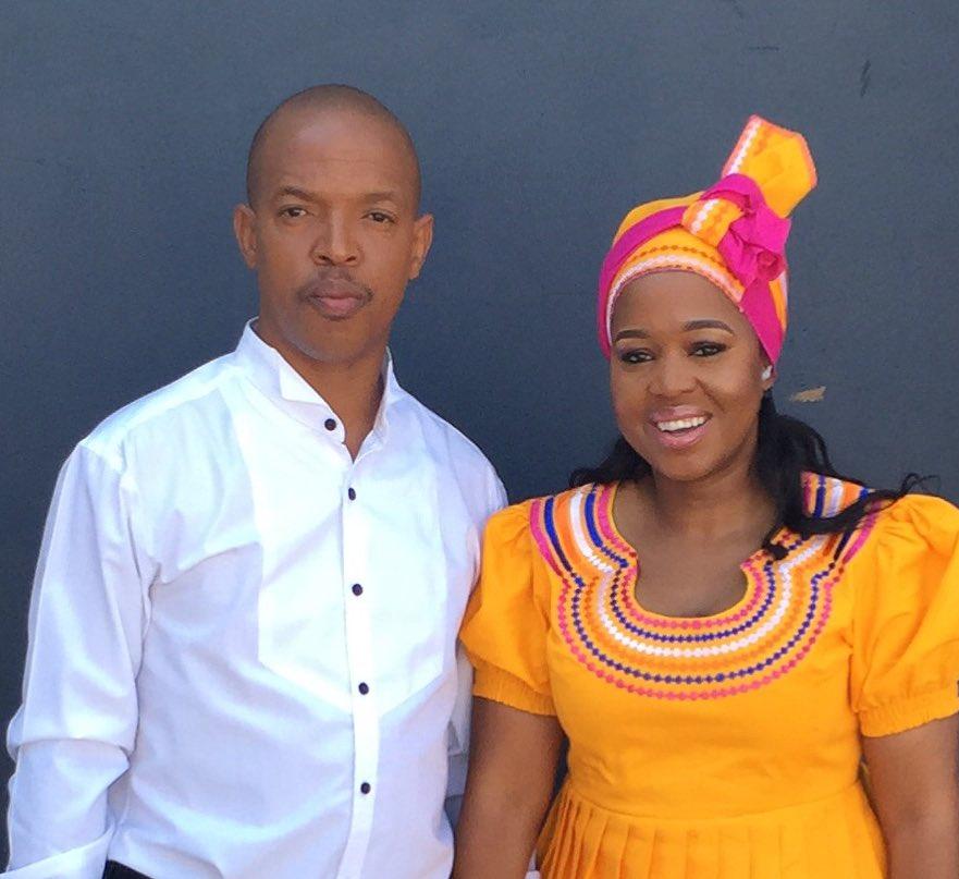 Winnie Mashaba S Husband