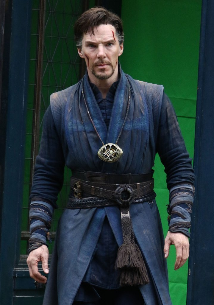 Marvel Studios' Doctor Strange Set Photos 10