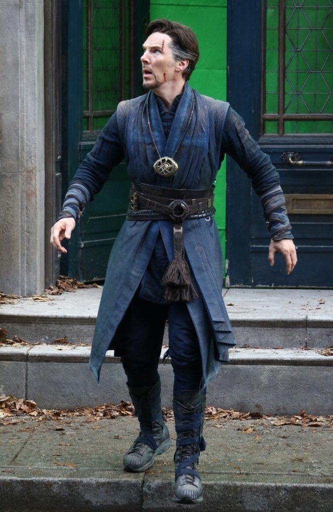 Marvel Studios' Doctor Strange Set Photos 11