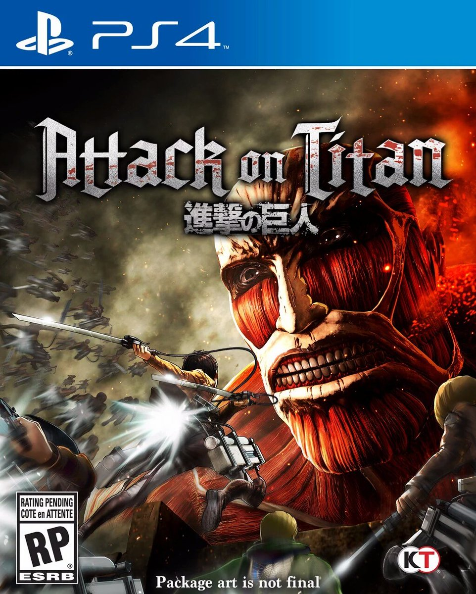 Attack on Titan Launches This Fall For PC, PS4 & Xbox One 8