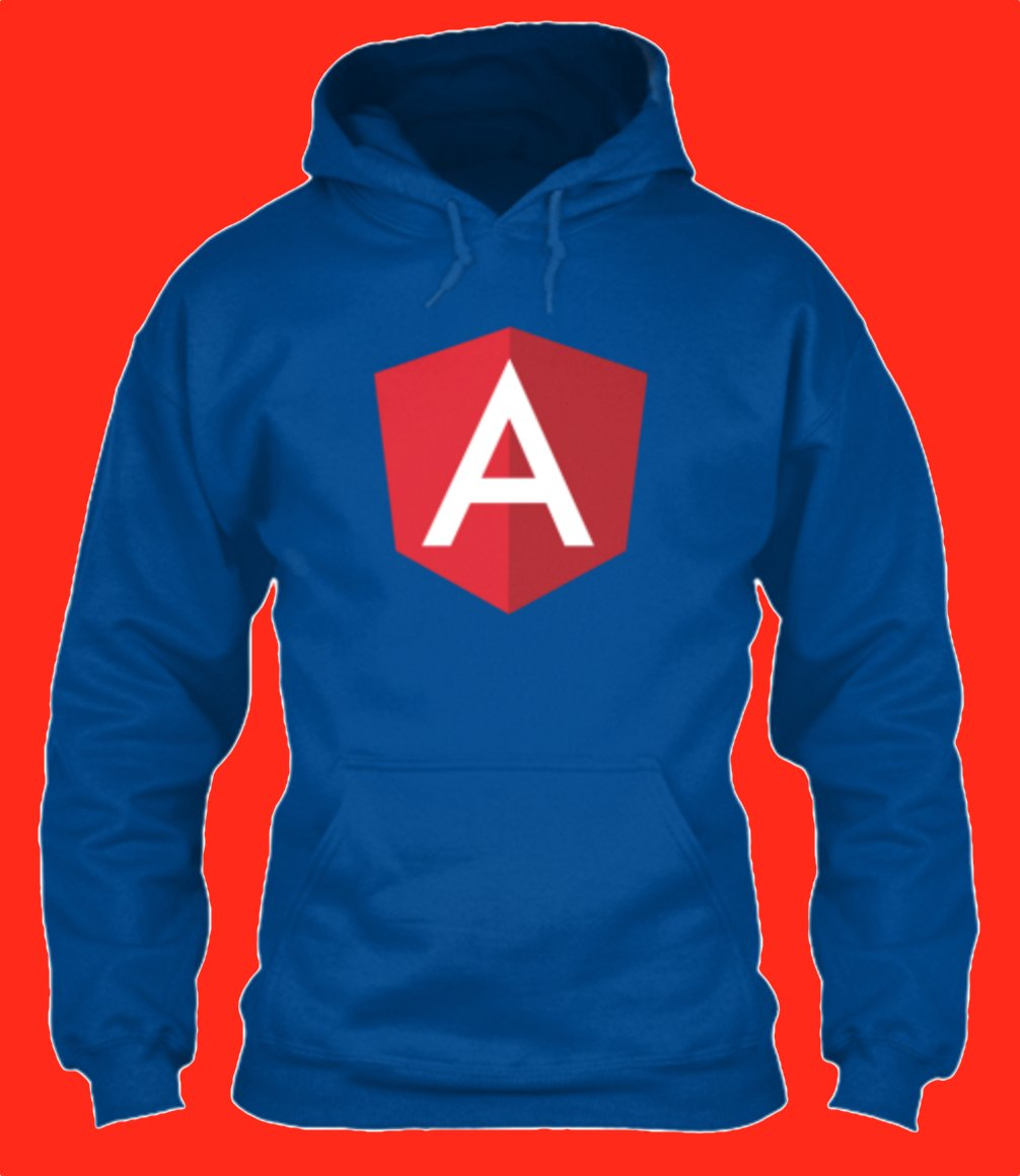 LIMITED EDITION: Exclusive #Angular2 T-Shirt And Hoodie:  #angularjs #webdev